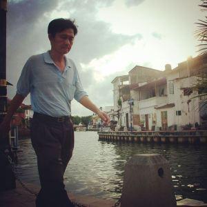 Ville de Malacca, en Malaisie
