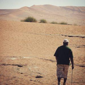 Deadvlei, dans le désert du Namib, en Namibie