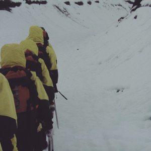 L'ascension du volcan Villarrica au Chili