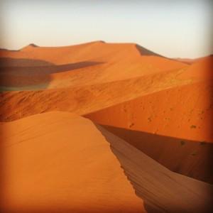 Le Désert du Namib en Namibie