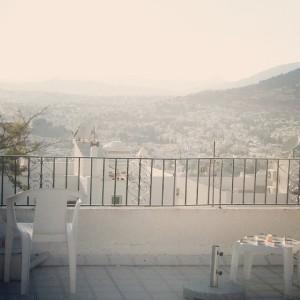 Vue sur la ville de Bodrum, en Turquie